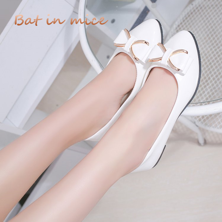 hot sale women shoes 2018 spring summer casual women flats shoes Mujer PU leather cozy dancing shoes plus size 35-42 S077 flat shoes women pu leather women s loafers 2016 spring summer new ladies shoes flats womens mocassin plus size jan6