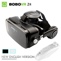 New Black BOBOVR Z4 Virtual Reality goggles 3D Glasses BOBO VR box 2.0 with Headset google cardborad for 4.7-6.0 inch smartphone