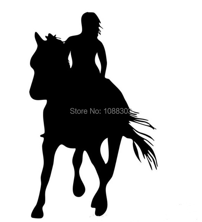 Compare Prices On Car Racing Stickers Online ShoppingBuy Low - Barrel racing custom vinyl decals for trucks