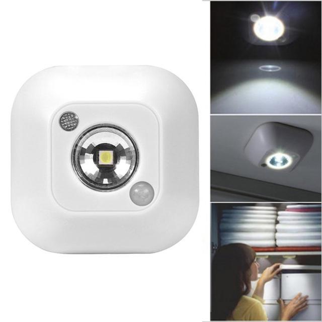 Huis inrichten 2019 » lamp met bewegingssensor voor binnen | Huis ...