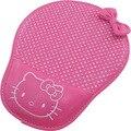 1 шт. привет котенок Alfombrilla дель-ратон коврик для мыши игровой кремния запястье клавиатура Pad ноутбук коврик для мыши розовый красный доступны