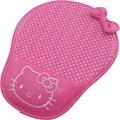 1 unid Hello Kitty Alfombrilla Raton Mouse Pad Gaming silicio del resto de muñeca teclado Pad portátil Pad Computer Mouse rosa rojo disponible
