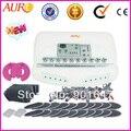 El mejor Servicio + 100% de garantía!! 6804 china rusia onda electro muscular vibrador máquina con precio de fábrica