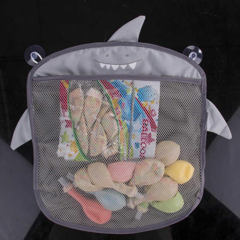 2018 Новые горячие настенный подвесной для хранения сумки контейнерный мешок детский костюм для купания, игрушка-сетка корзина Органайзер высокого качества