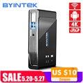 BYINTEK UFO R15 Astuto di Android WIFI Video Home Theater LED lAsEr Portatile USB Mini HD DLP 3D Proiettore per la Piena HD 1080 P HDMI 4 K