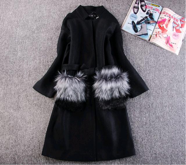 Womens Wool Winter Coats