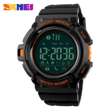 SKMEI Remote Camera Smart Watch Men Pedometer Sport Watches Call Message APP Remind Smart Wristband For IOS Android Iphone 1245