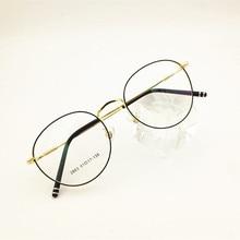 Eyesilove clássico miopia mulheres miopia óculos personalizado óculos de  armação redonda óculos de grau-0.50-0.75-1.00 a-6.00 a6e174c0b9