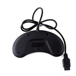 Image 2 - 新 6 デジタルボタン有線コントローラパッドセガメガドライブメガゲームパッドジョイスティックセガジェネシスmd