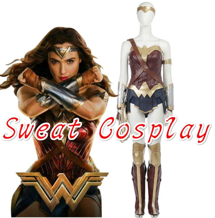 Online Get Cheap High Quality Wonder Woman Costume -Aliexpress.com ...