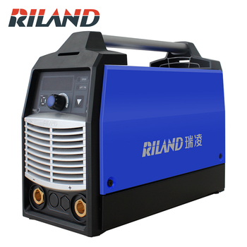 цена на RILAND MMA200GDM 20-200Amp Portable Inverter Welder Welding Machine MMA  IGBT DC 220V for Welding Working and Electric Welding