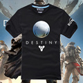 new arrival Destiny Plan Games Shoot Logo boy's tee shirt custom o neck t-shirts men