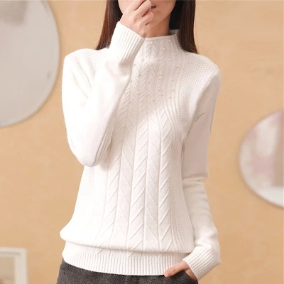 2015 new arrival women pullover sweaters white pink army green ...