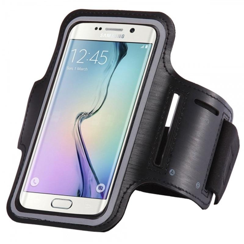 Спортивный зал работает сумка повязки для samsung Galaxy S4 S5 S6 S7 S8 S9 5,2 дюйма