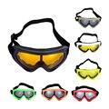 Nova Motocicleta Ski Snowboard Dustproof Óculos UV400 Anti-fog de Esqui Snowmobile Lente Das Mulheres Dos Homens Quadro Óculos De Sol Eyewear ISP