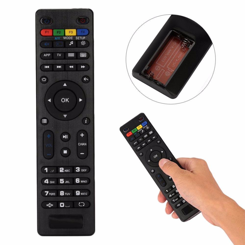 Gasky New For Mag254 Remote Control for Linux System Smart TV Professional Replacement Remotes Home Decoration Accessories Gift