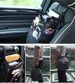 2015 Organizador de Múltiples Bolsillos de los Asientos de Viaje Auto Car Delante Detrás, conductor de Bolso de Hombro Con Cubierta Impermeable