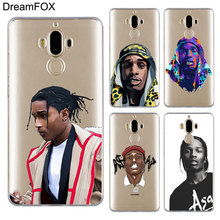 DREAMFOX M382 Asap Ferg  And Rocky Soft TPU Silicone Case Cover For Huawei Mate Nova 2 9 10 20 30 Lite Pro Plus