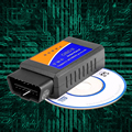 ГОРЯЧАЯ! OBD OBD2 V2.1 ELM327 WIFI Авто Сканер OBDII 2 Автомобилей ELM 327 WI-FI Тестер Диагностический Инструмент для Android для Windows