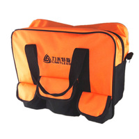Multifunctional Waterproof Tool Bag Portable Canvas Oxford Cloth Power Tool Kit Repair Tool Blet 355 138