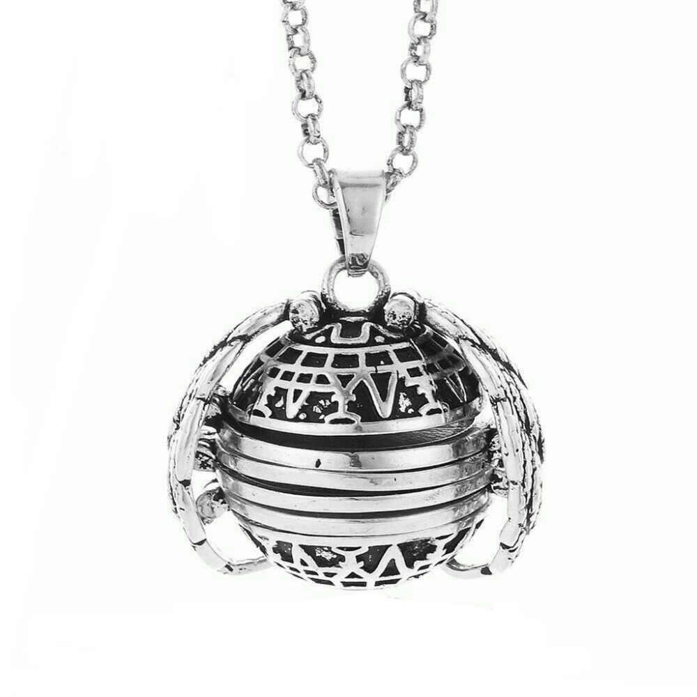2019 расширение фото медальон ожерелье кулон крылья подарок украшение женское золото серебро ожерелье украшения крутящий момент Pend ювелирные изделия Горячая