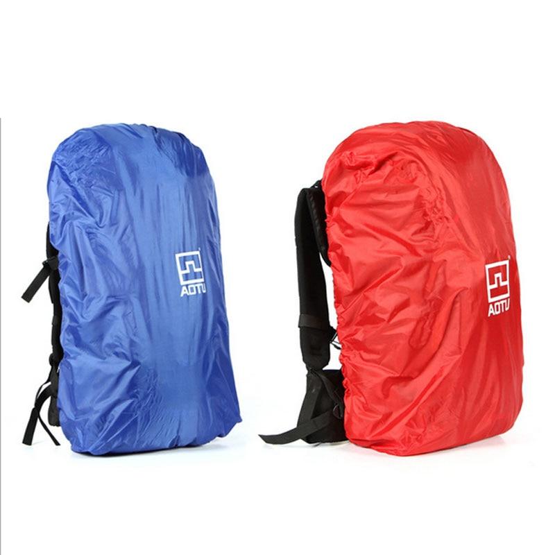 Rain Bag 40-90L Outdoor Climbing Water Resistant Backpack Rain Cover  Waterproof Camping Travel Accessories Bags Rain Cover d36043fba7e7e