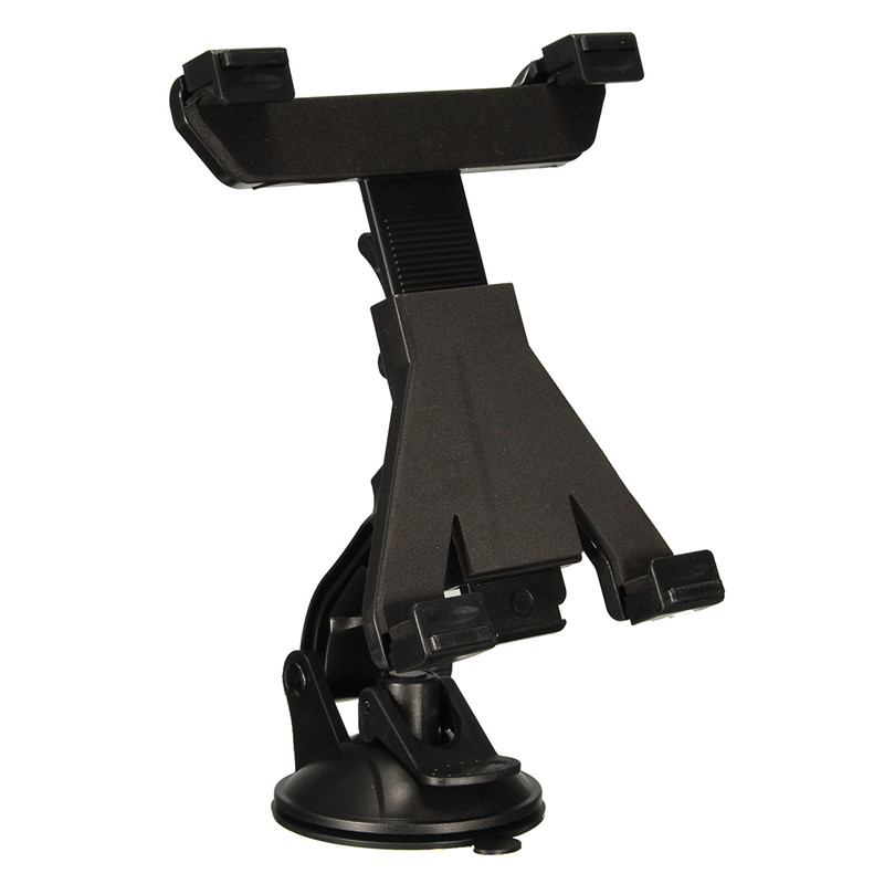 7-10.1 inch Universal Rotating Car Windshield Suction Tablet Mobile Phone Mount Holder Stand For iPad For Samsung Tablets GPS