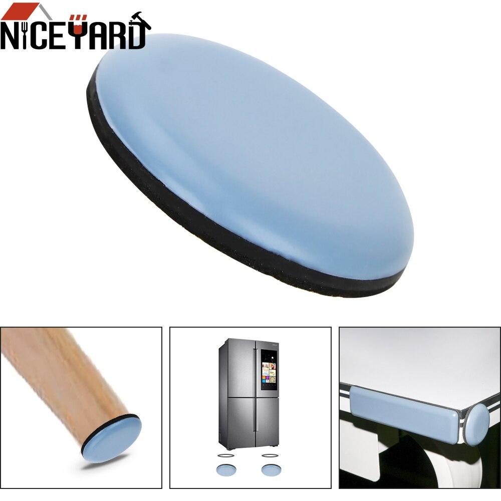 NICEYARD Table Corner Crash Pad Furniture Move Slide Tool Set Table Foot Protector Easy Move Heavy Furniture Slider