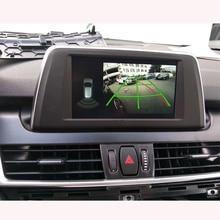 Latest HD Digital EVO Camera Interface for BMW Original Monitor Add DVR / Rear Camera with Dynamic Parking Assist System