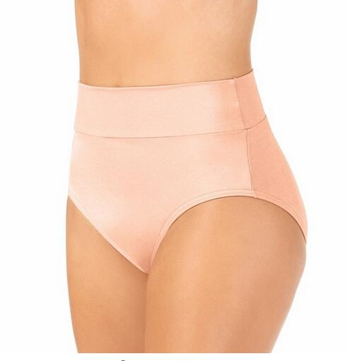 Girls High Waisted Brief Adult Sizes Toddler Trunks Dance Shorts Underpants and Performance School Dancer Bottoms in Shorts from Women 39 s Clothing