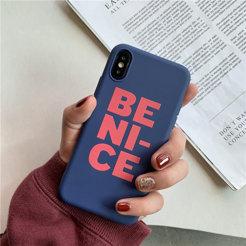 Be Nice Soft TPU  Case - Photo 4
