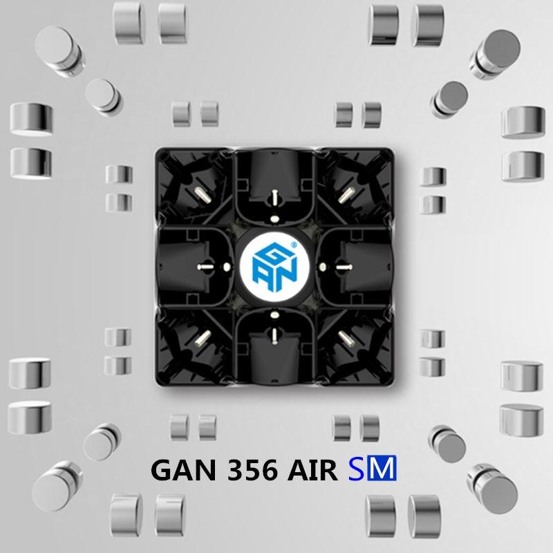 GAN 356 Air SM with magnets puzzle font b magic b font speed font b cube