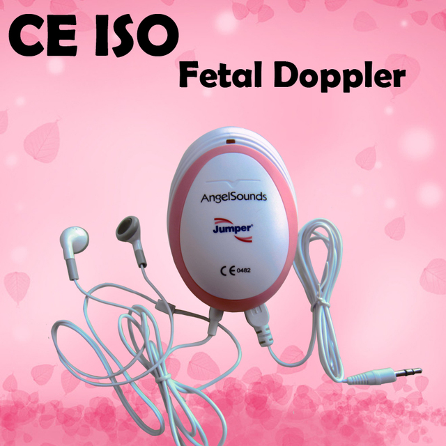 Promotion! Fetal Doppler, Pocket Ultrasound Fetal Monitor, Prenatal Monitor, Angel Sound Series Factory Directly