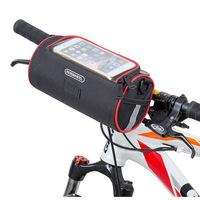 Hot Bicycle Front Bags Touch Screen Cell Phone PVC Waterproof Pocket Mountain Bike Bag On The