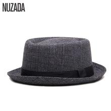 Brands NUZADA England Retro Men Couple Women Fedoras Top Jaz