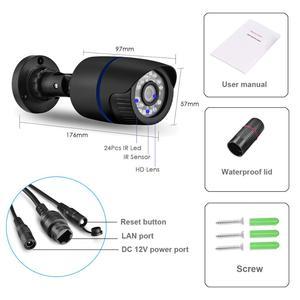 Image 5 - Gadinan Yoosee cámara IP Wifi 720P 1080P inalámbrica con cable ONVIF P2P IR Cut CCTV Cámara Bullet de exterior con ranura para tarjeta SD Max 128G