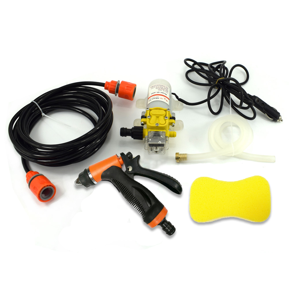 Free delivery Car Washer High pressure car washer High pressure car washer spray Car was ...