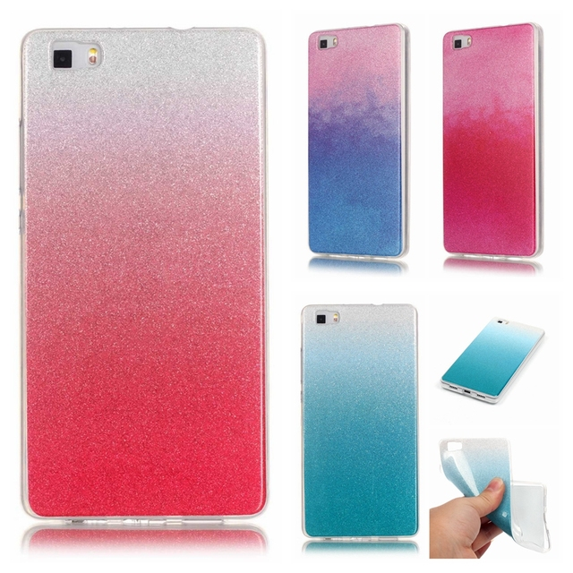 coques silicone huawei p8