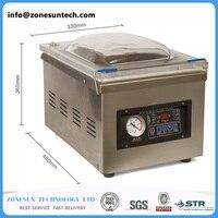 DZ 260 Table Style Vacuum Packing Machine Stainless Steel Body High Quality Vacuum Sealing Machine