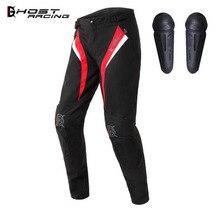 2019 New Motorcycle Pants Motocross Pantalon Moto Pants Riding Off-Road Pantaloni Motorbike Knee Protective Motorcycle Trousers цена