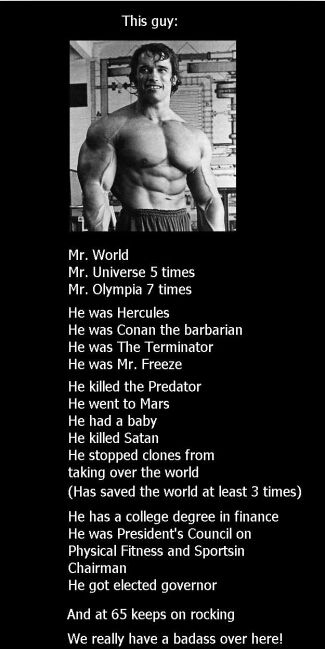 Motivational Inspirational Quotes Arnold Schwarzenegger