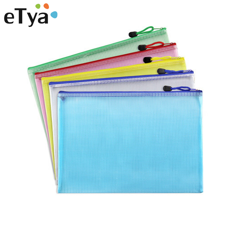 ETya Cosmetic Bag Women Portable Makeup Bags Cosmetic Toiletry Travel Wash Toothbrush Pouch Organizer Bag Document Storage Case