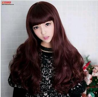 Free Shipping Synthetic Wigs Promotion Cute Japanese Girls