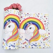10pc/bag Cute Cartoon Unicorn Party Supplies Paper Napkin Birthday And Decoration For Kids Favors Napkins
