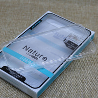 For A520F Case Nillkin Nature Transparent Clear Soft Silicon TPU Protector Case Cover For Samsung Galaxy