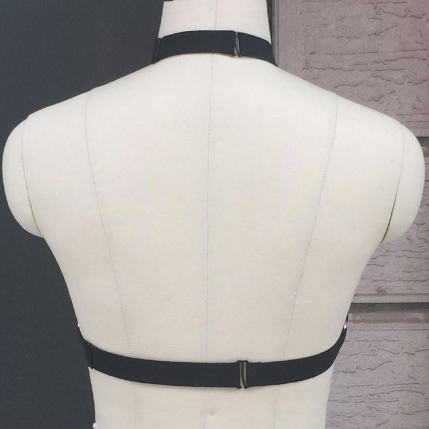 HTB1LOmbJVXXXXbEXVXXq6xXFXXXF Gothic BDSM Lingerie Exotic Bondage Cosplay Harness Bra For Women