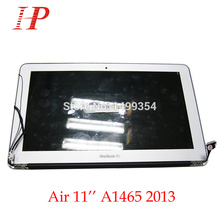 """Used 2013 2014 2015 Year A1465 LCD Screen Assembly For Apple Macbook Air 11"""" A1465 LCD Assembly 1366*768"""