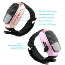 Ubit B90 Smart Watches Stopwatch Alarm Clock Sports Music Watch Hands-free FM Radio Self-timer Anti-Lost Alarm Bluetooth Speaker