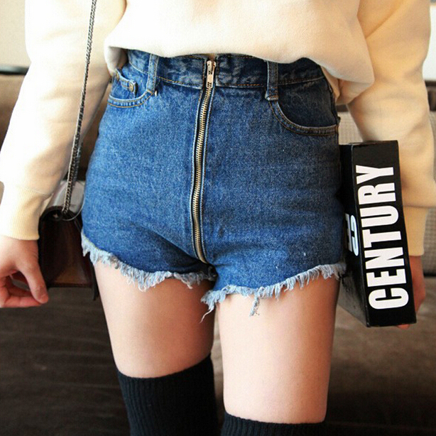 Women's Denim Shorts, Women's Jeans Shorts, Hot Sale Ladies' Short Pants for Women Girls Plus Size S M L XL XXL