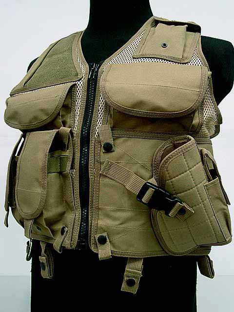 Tactical vest cs vest Hunting Military Airsoft MOLLE Nylon Combat Paintball Tactical Vest